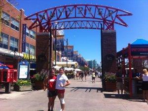 Lauren & I At Navy Pier