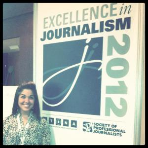 at SPJ convention in Florida
