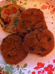 Cookies at babysitting (Photo  by me)