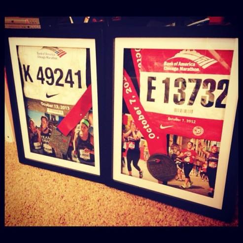 Marathon boxes